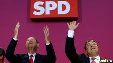Bundestagswahl 2013 SPD Steinbrück Gabriel