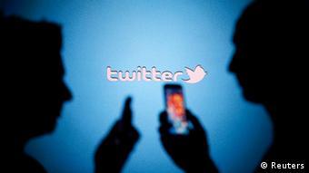 Symbolbild Twitter und Facebook
