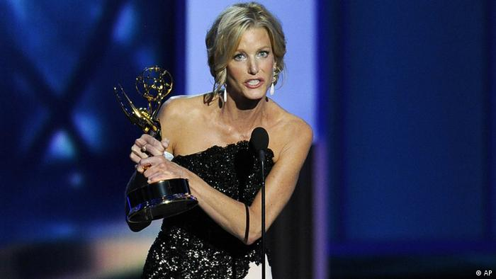 Emmy Awards Los Angeles Anna Gunn (Breaking Bad)