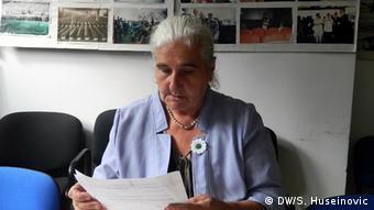 Munira Subasic NGO Die Mütter von Srebrenica