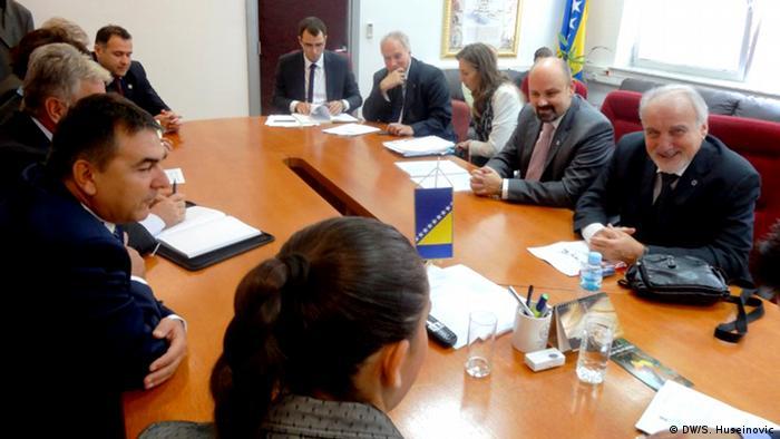 Sastanak Tužiteljstava za ratne zločine Srbije i BiH u Sarajevu
