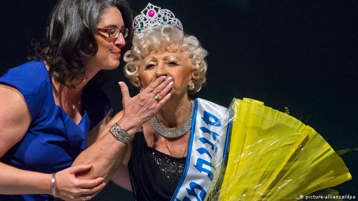 Schönheitswettbewerb Holocaustüberlebende Israel 2013