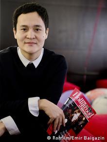 Emir Baigazin kasachischer Filmregisseur und Drehbuchautor