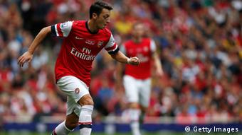 Arsenal-Star Mesut Özil. Foto: Getty Images