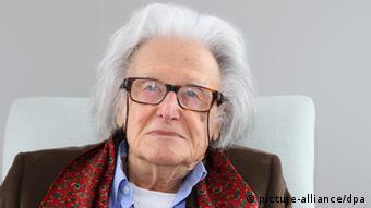 Feier zum 90. Geburtstag von Ralph Giordano im Gästehaus des Hamburger Senats an der Alster. Hamburg, 20.03.2013 pixel