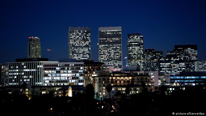 Skyline von Los Angeles (Foto: picture-alliance)