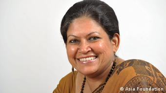 Dinesha de Silva is The Asia Foundation's country representative in Sri Lanka (Photo: The Asia Foundation)