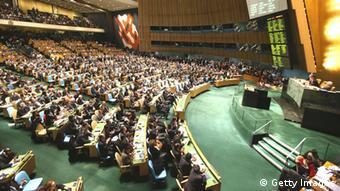 برای نخستین بار عنوان محمود عباس در سازمان ملل ارتقا یافت