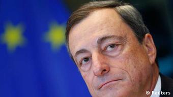 Mario Draghi Brüssel
