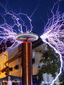 Kozmos - neograničen izvor električne energije?