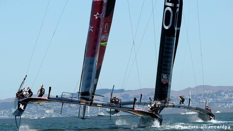 America's Cup (picture-alliance/dpa)