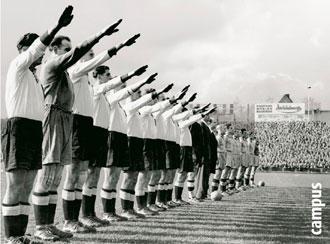 Heil Hitler: The German national soccer team in 1941