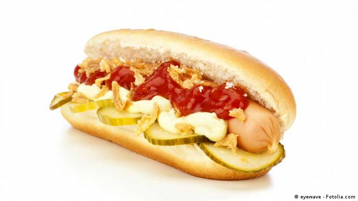 Hot Dog (Foto: eyewave - Fotolia.com