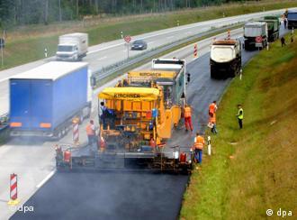 Una de las redes de autopistas más modernas de Europa.