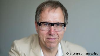 Popakademie director Udo Dahmen wants his students to make it in the business Copyright: Uwe Anspach/dpa