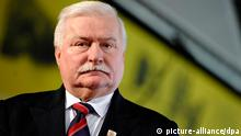 Polen Deutschland Lech Walesa bekommt Point-Alpha-Preis 2013