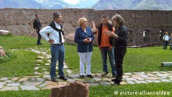 Bildergalerie Südtirol/Merkel