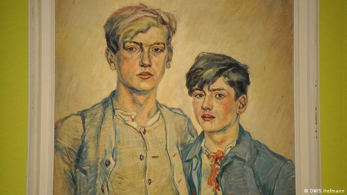 دو پسر، اثر پتر مارتین لامپل