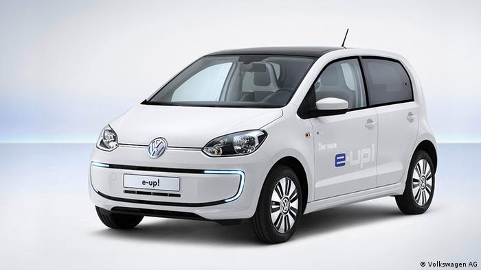 E-UP 2013 Volkswagen