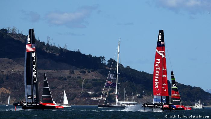 America's Cup (Justin Sullivan/Getty Images)