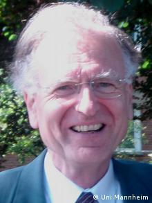 Economist Roland Vaubel