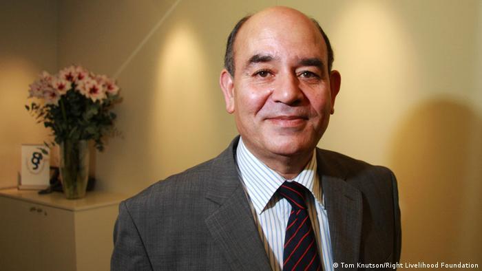 راجی صورانی، حقوقدان، نخستین فلسطینی است که موفق به دریافت جایزه نوبل آلترناتیو شده است