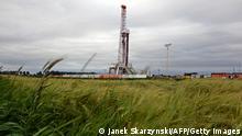 Polen Fracking Öl