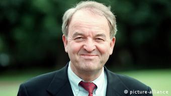 Menno Harms, Vorsitzender der Geschaeftsfuehrung , Hewlett Packard GmbH am 7.07.1999 in Bonn,