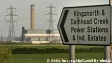 Kohlekraftwerk Kingsnorth in Großbritannien
