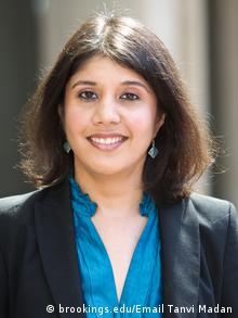 Tanvi Madan, a fellow in the Foreign Policy program at the Brookings Institution, and director of the new India Project. (Photo: Brookings Institution)