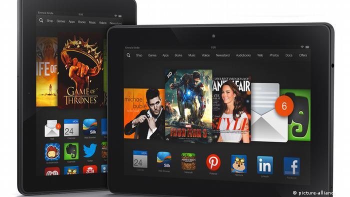 Amazon y los e-books compiten contra las librerías tradicionales