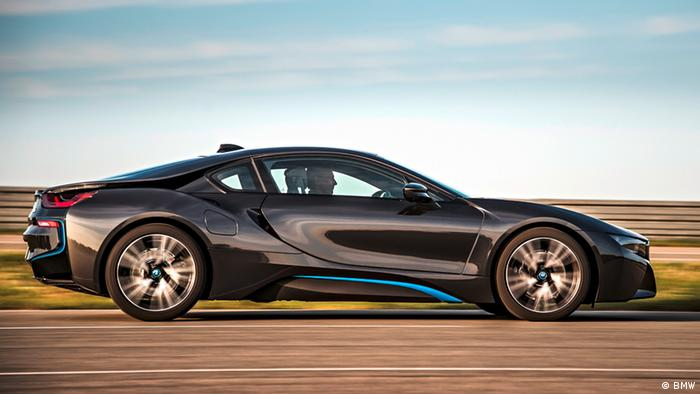 Auto BMW i8