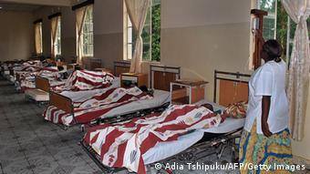 Hospitali ya Panzi inayohudumia wanawake na wasichana Bukavu