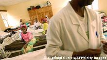 Panzi Krankenhaus in Bukavu Demokratische Republik Kongo