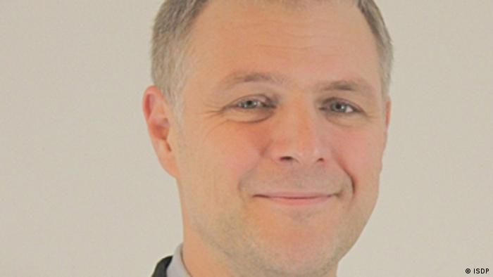 Bernt Berger (ISDP)
