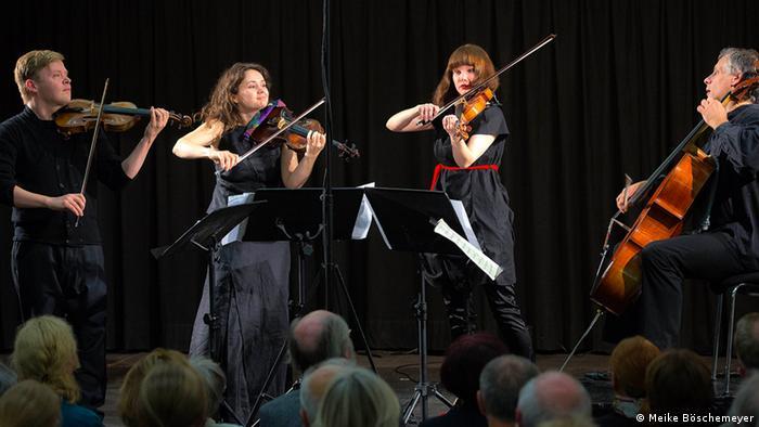 quartet lab la Festivalul Beethoven din Bonn