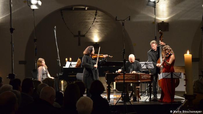 Concertul Rapsodia, susţinut într-o frumoasă biserică din Bonn în memoria Mihaelei Ursuleasa