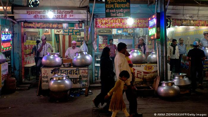 Indien Restaurant Delhi (ANNA ZIEMINSKI/AFP/Getty Images)