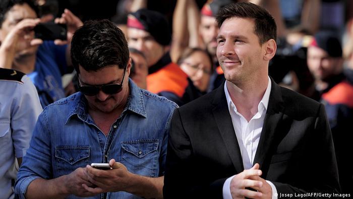 ESPAÑA: La Fiscalía acepta cambiar la pena de cárcel a Messi por una multa