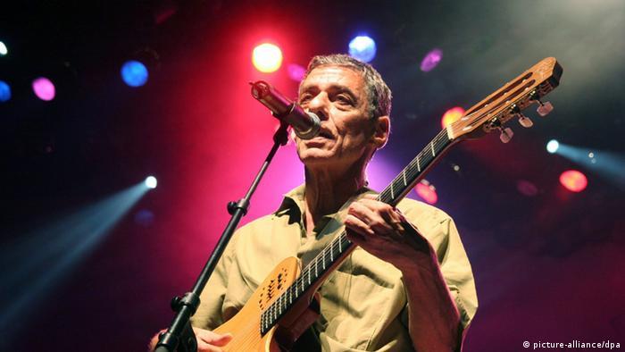 brasilianischer Sänger Chico Buarque