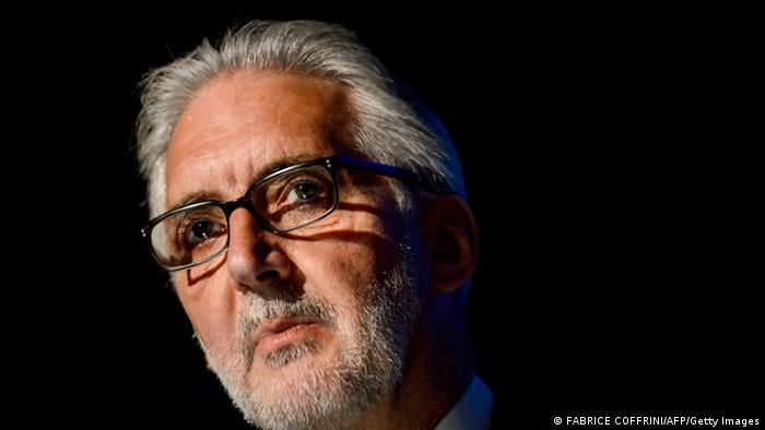 UCI-Chef Brian Cookson. Foto: Getty Images