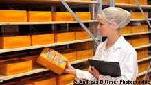 Milchproduzent DMK Käse Käseproduktion Milchprodukte
