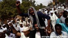 Anti-Regierungsproteste im Sudan