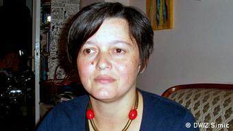 Elvira Glavas, Deutschlehrerin