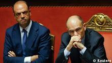 Symbolbild Italiens Regierung droht der Kollaps am 28. September 2013