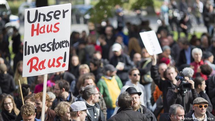Berlin Aktionstag gegen Mieterhöhung 28.09.2013