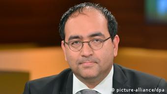 Omid Nouripour Bündnis 90/Die Grünen MdB