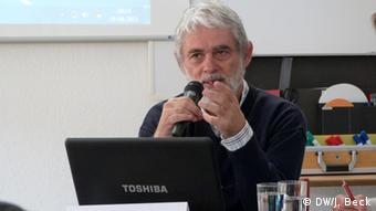 João Mosca (DW/J. Beck)