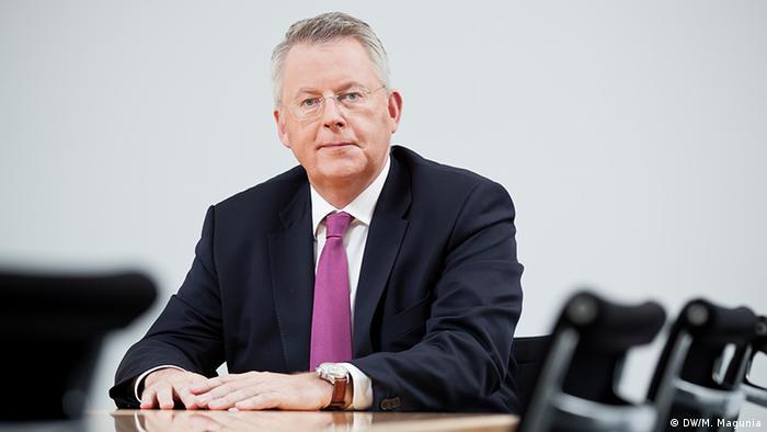 Peter Limbourg, seit 1. Oktober 2013 Intendant der Deutschen Welle