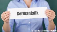 Symbolbild Germanistik